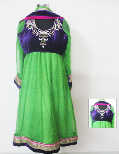 Green-Anarkali-Designer-Suit